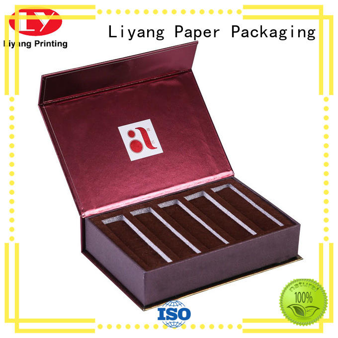 pink cosmetic gift box extension factory price for packaging