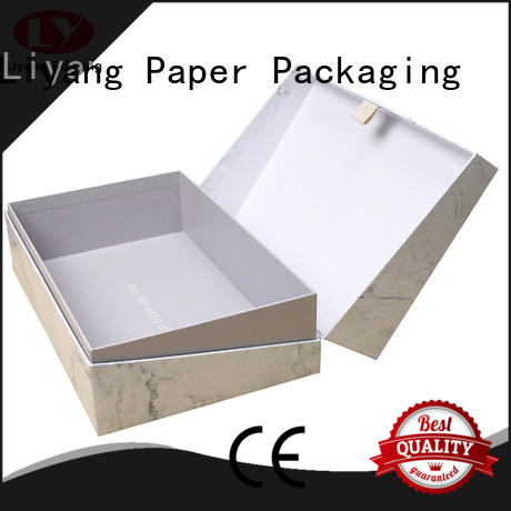 large makeup packaging boxes high quality for brush