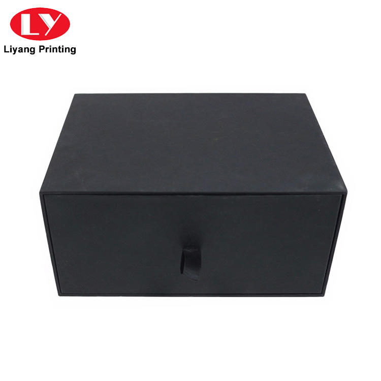 Liyang Paper Packaging foldable cardboard gift boxes with lids pvc for soap-3