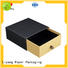 base foldable gift boxes paper for chocolate Liyang Paper Packaging
