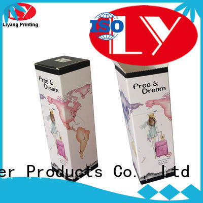 custom packaging box factory price for jewellery Liyang Paper Packaging