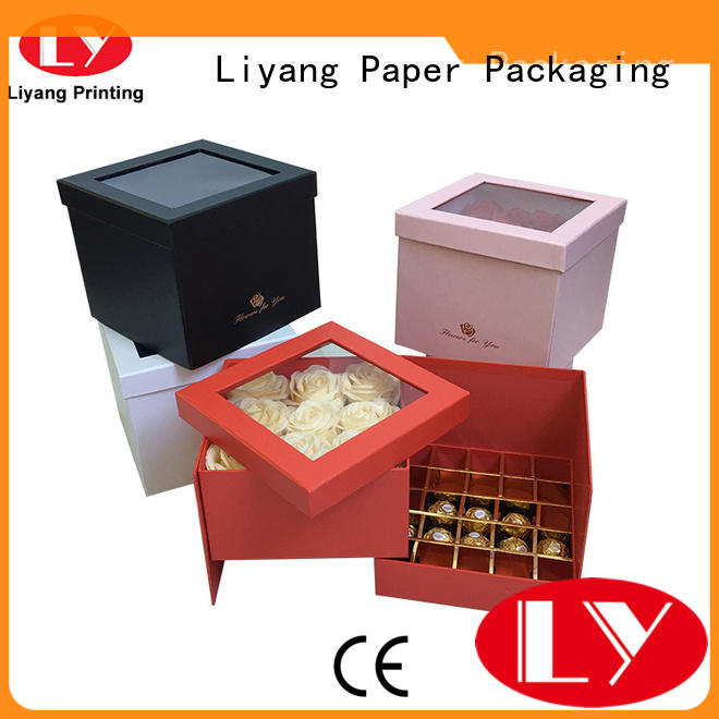 sanitary custom food boxes bulk production for gift