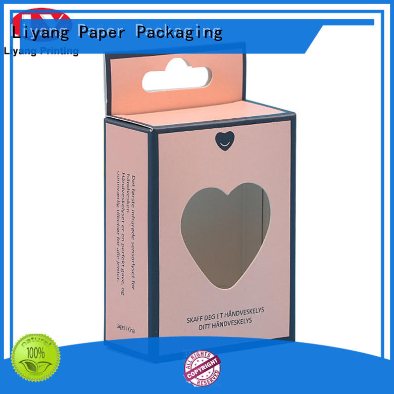 makeup packaging boxes sales for brush Liyang Paper Packaging