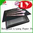 ribbon luxury cosmetic box bulk production for makeup