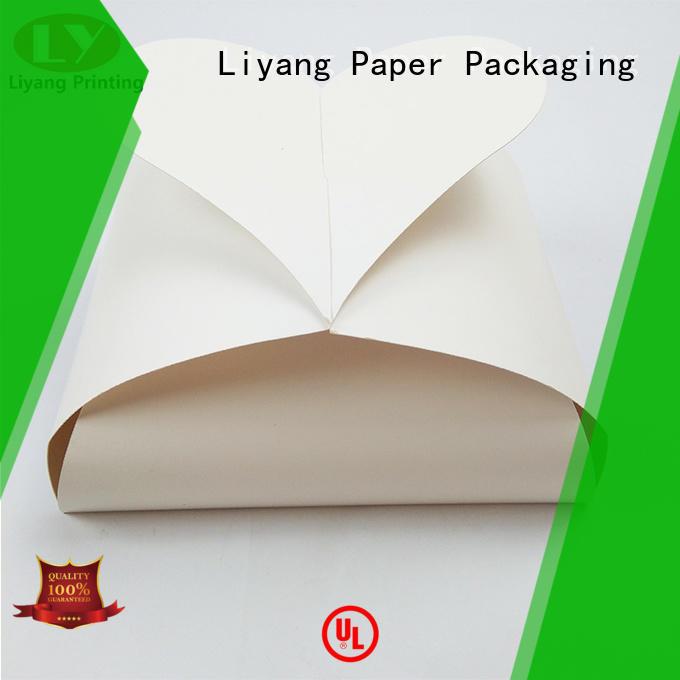 Liyang Paper Packaging wholesale food packaging bulk production for chocolate