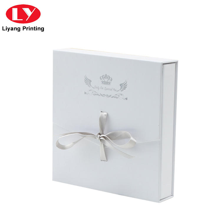 recycled jewelry paper box at discount for small bracelet Liyang Paper Packaging-1