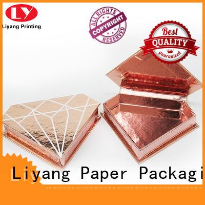 tab cosmetic paper box free sample for nail polish Liyang Paper Packaging