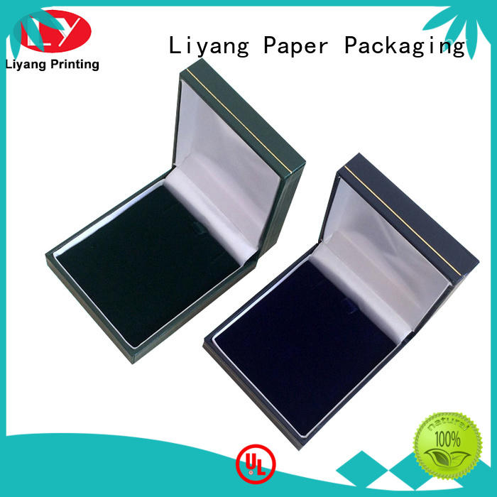 Liyang Paper Packaging personalized cardboard jewelry boxes wholesale high quality for ring