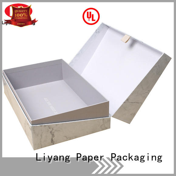 board cosmetic paper box high quality for lipstick Liyang Paper Packaging