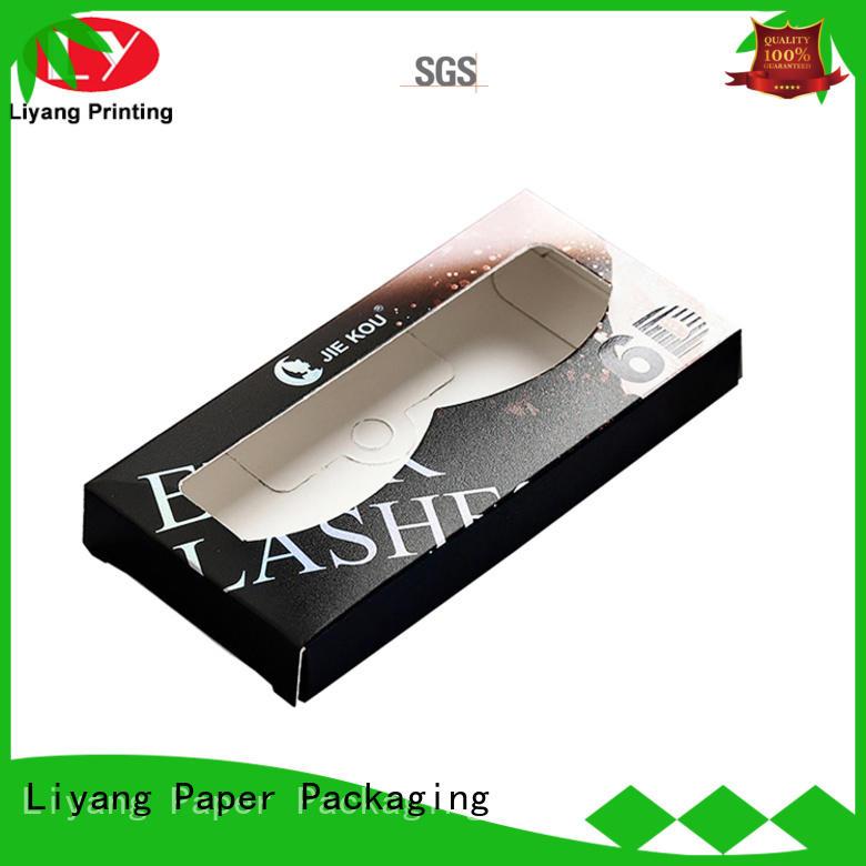 Liyang Paper Packaging folding cosmetic gift box bulk production for nail polish