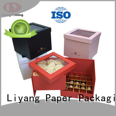 Liyang Paper Packaging wholesale food packaging customization service for gift