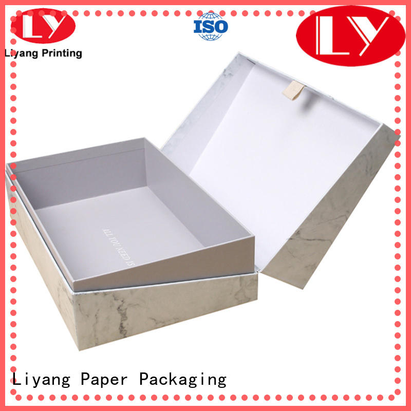 pillow cosmetic gift box for wholesale for lipstick Liyang Paper Packaging