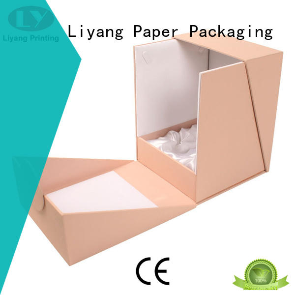 hanger cosmetic box packaging suppliers high quality for packaging Liyang Paper Packaging