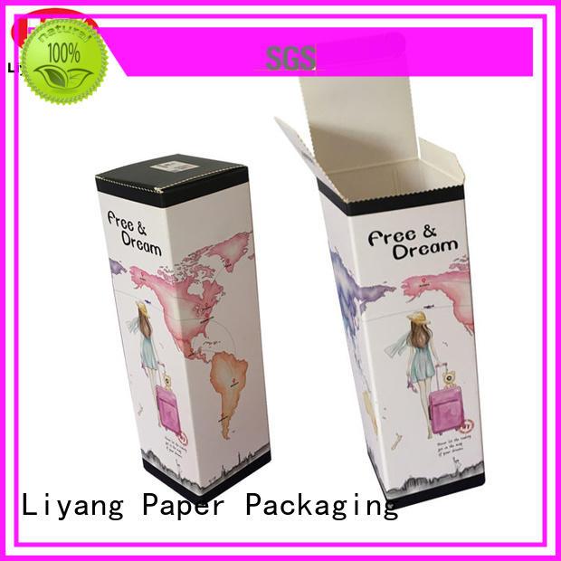 custom packaging box for food Liyang Paper Packaging