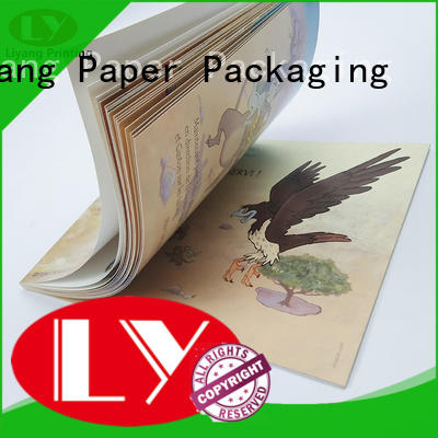 Liyang Paper Packaging cost-effective book printing services manufacturing bulk
