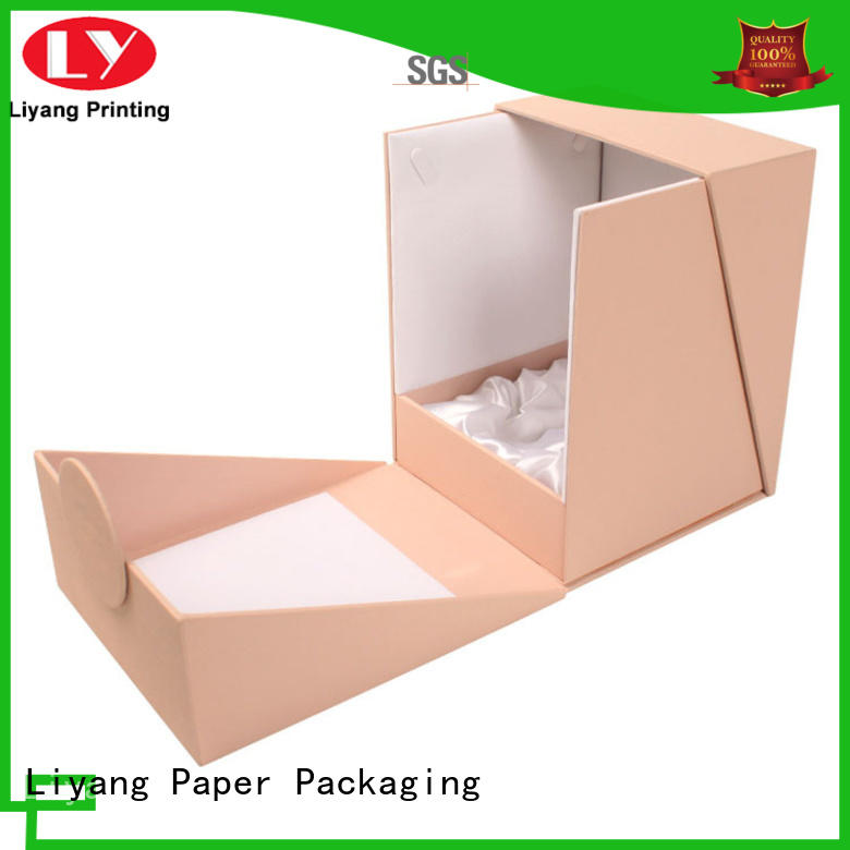 Creative Design Custom Cardboard Paper Perfume Display Packaging Box