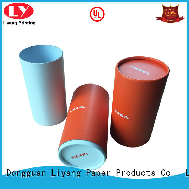 Liyang Paper Packaging colorful candle box best service for restaurants