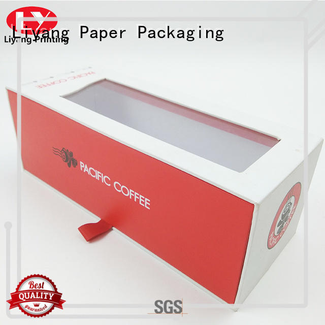 Liyang Paper Packaging custom food packaging free sample for chocolate