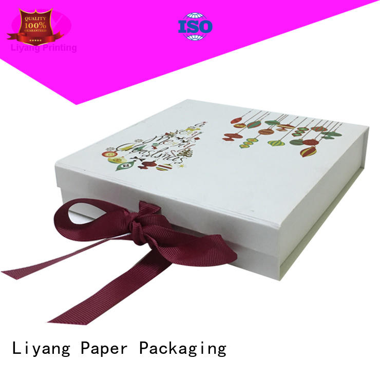 shipping cardboard gift boxes popular for soap Liyang Paper Packaging