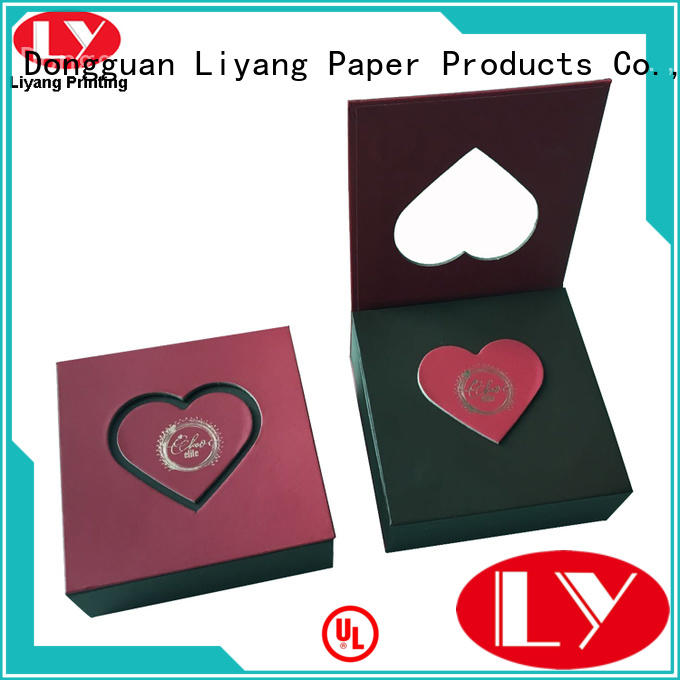 high-end wholesale food packaging fashion bulk production for display