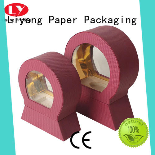 ivory makeup packaging boxes high quality for nail polish Liyang Paper Packaging