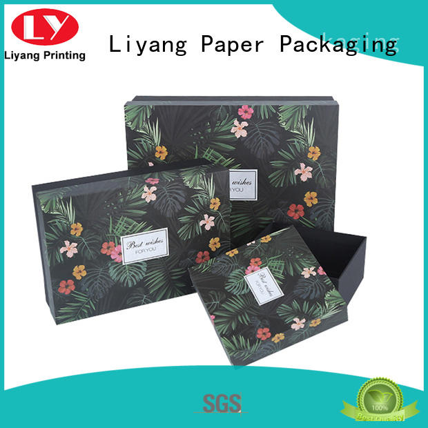 mailer decorative paper boxes for bakery Liyang Paper Packaging