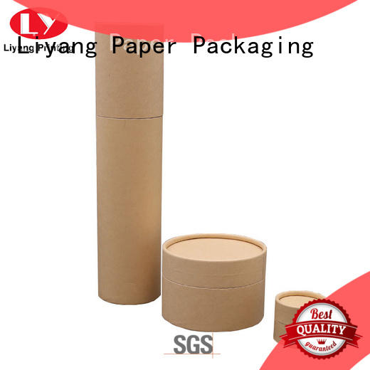 Liyang Paper Packaging OEM cylinder gift box at discount for xmas