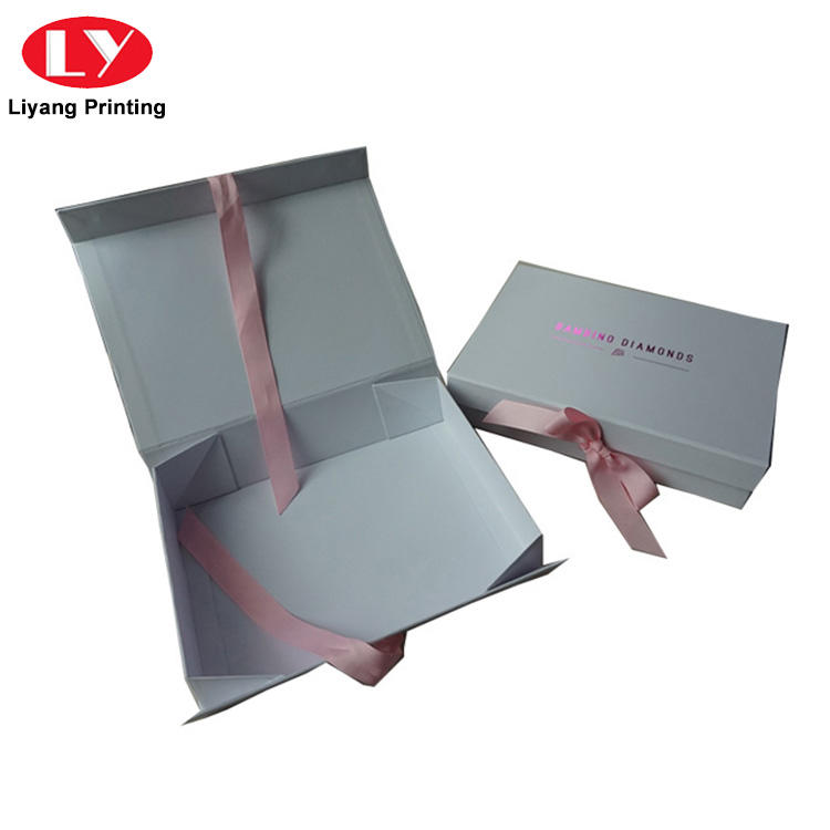 Liyang Paper Packaging silver custom gift boxes bulk production for chocolate-3