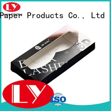Liyang Paper Packaging hair cardboard box for cosmetic for wholesale for packaging