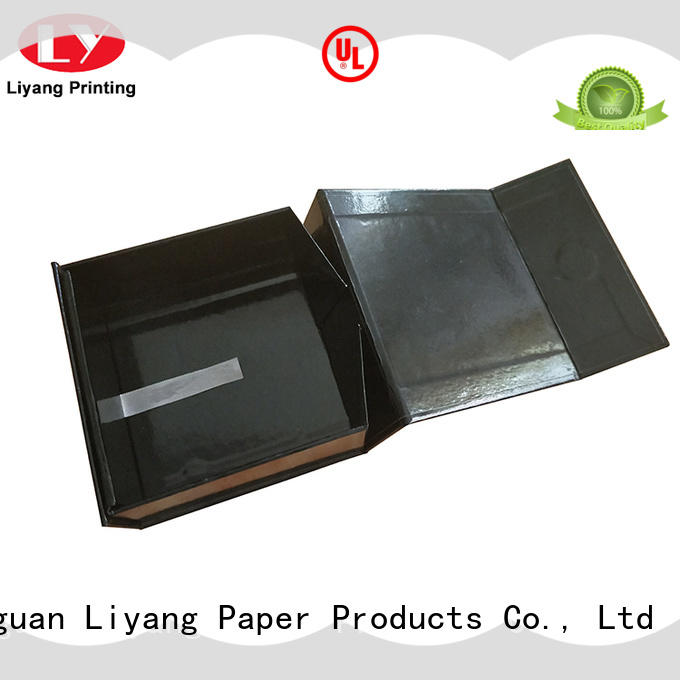 Liyang Paper Packaging flat decorative cardboard boxes for gifts shipping for christmas
