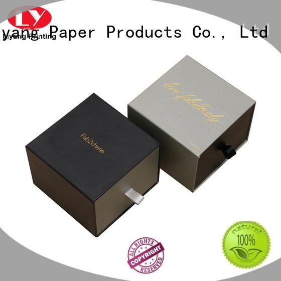 China Manufacturer Elegant Cardboard Paper Sliding Drawer Box for Gift Packing