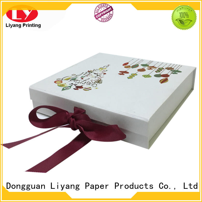 folding foldable gift boxes for christmas