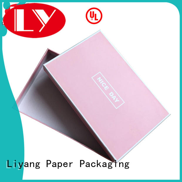 pieces quality gift boxes fashion design for soap Liyang Paper Packaging