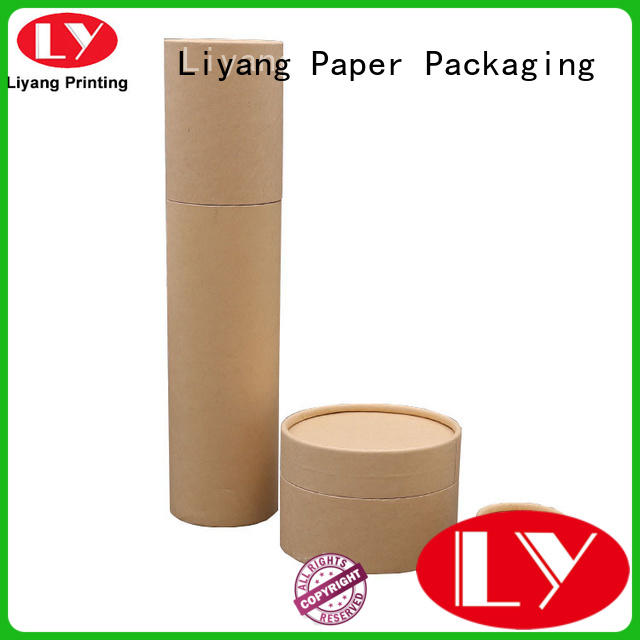 Liyang Paper Packaging custom color round gift box all sizes for packaging