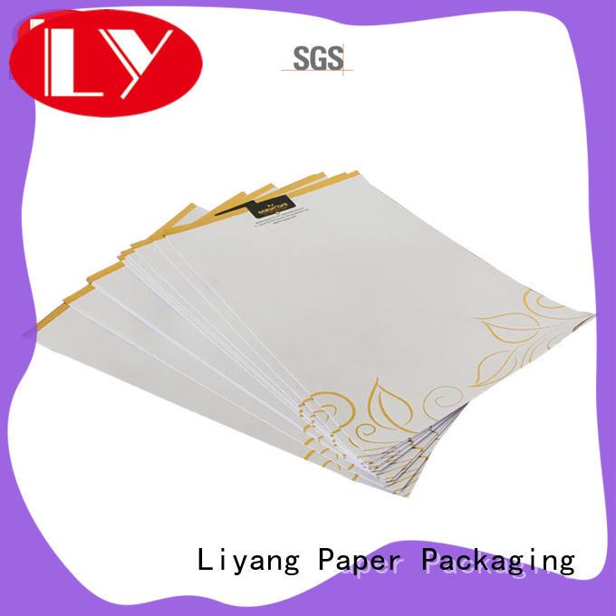 Liyang Paper Packaging free design presentation folders printing factory price book production