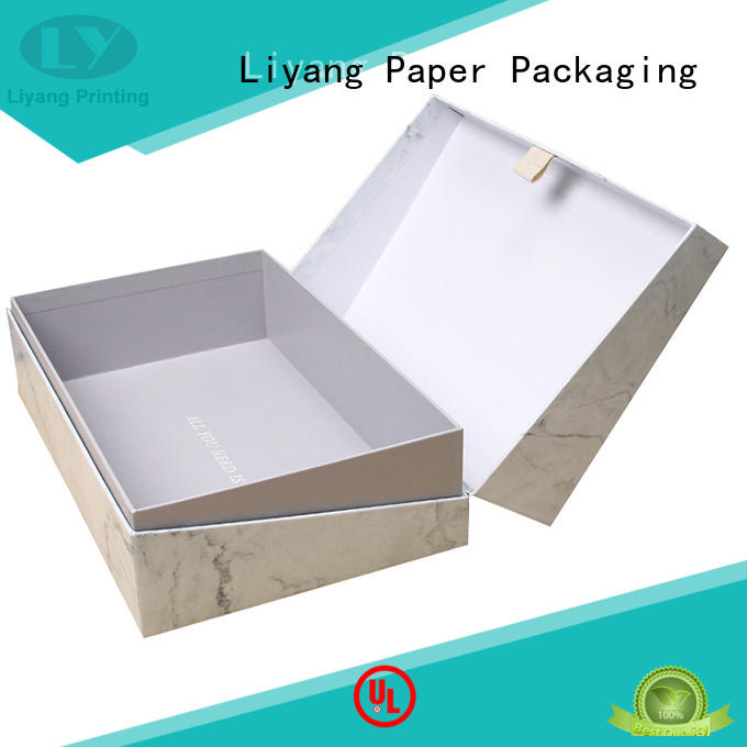 Liyang Paper Packaging paper makeup packaging boxes free sample for makeup
