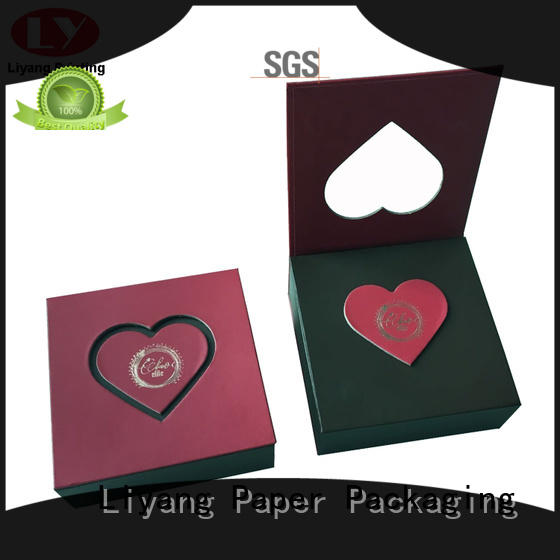 Liyang Paper Packaging high-end custom food packaging at discount for food