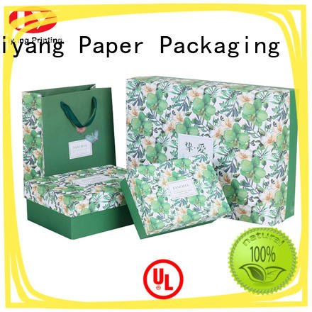 custom cosmetic packaging boxes gift for lipstick Liyang Paper Packaging