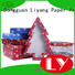 brown custom shaped boxes fast delivery for christmas