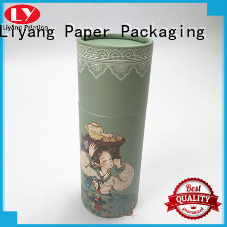 Liyang Paper Packaging top-selling large round boxes with lids environmental-friendly for retail shop