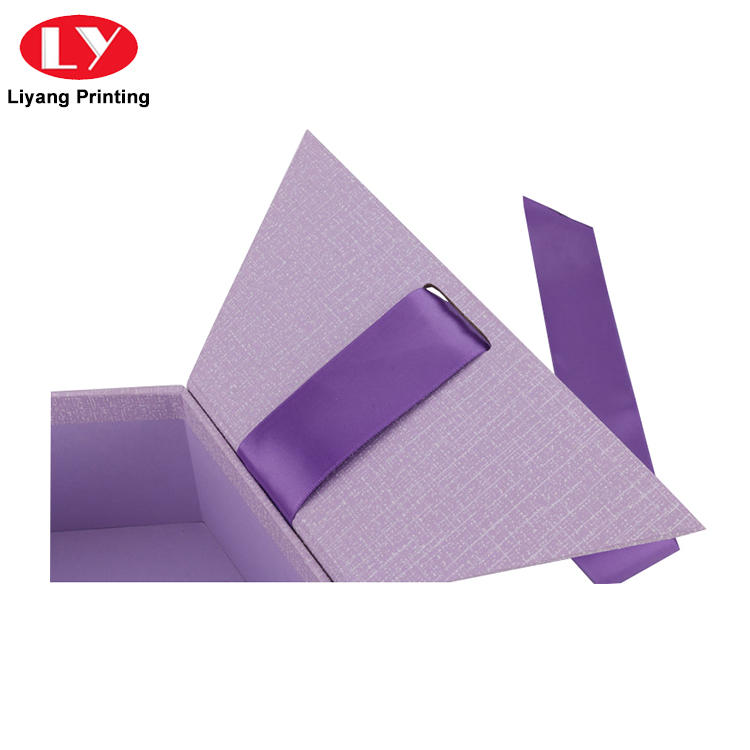 square flower box pink for florist Liyang Paper Packaging-2