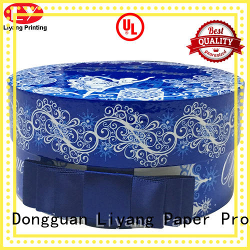 luxury cylinder packaging at discount for packaging