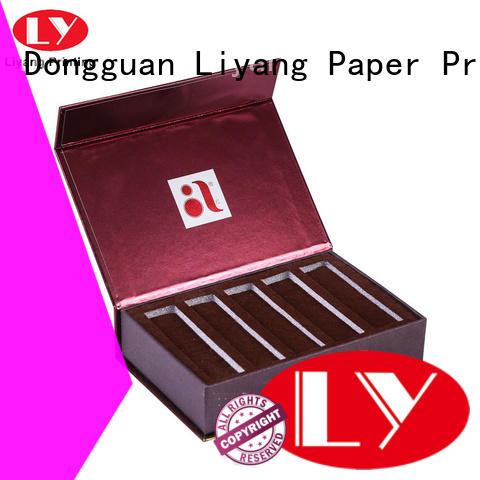 cosmetic paper box tab for makeup Liyang Paper Packaging