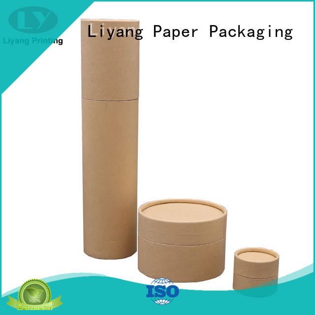 Liyang Paper Packaging round cardboard boxes fast delivery for xmas
