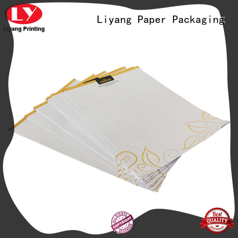 Liyang Paper Packaging ODM catalog printing printing for packing