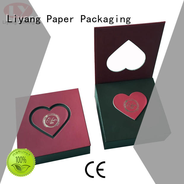 food packaging containers fashion for biscuit Liyang Paper Packaging