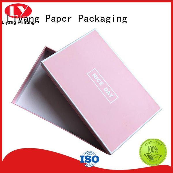 decorative magnetic closure gift box popular for soap