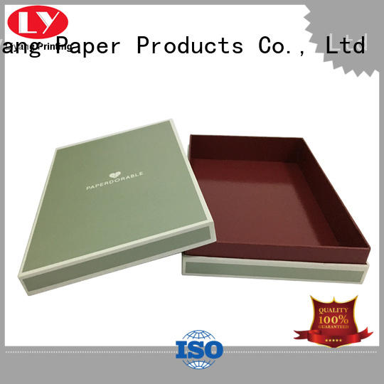 slide decorative paper boxes popular for marble Liyang Paper Packaging