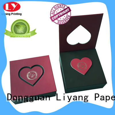 printed food packaging boxes wholesale fashion for gift Liyang Paper Packaging